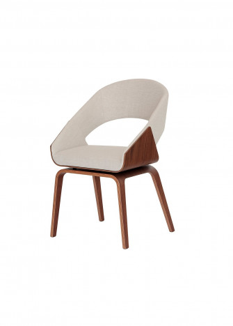 Form design-Woody armchair
